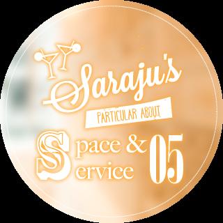 SARAJU's particular about 【Space & Seavise】05